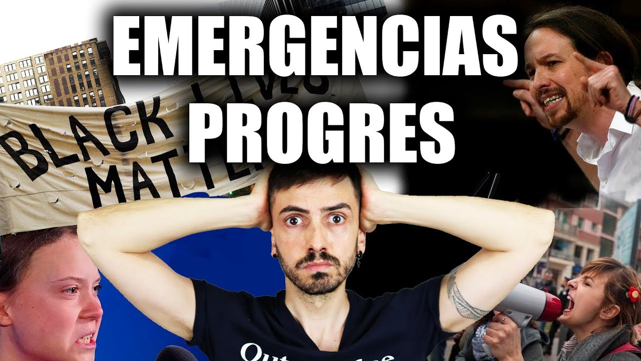 Emergencias progres: la decadencia de occidente | InfoVlogger