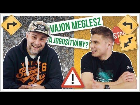 YOUTUBEREK VS. AUTÓVEZETÉS