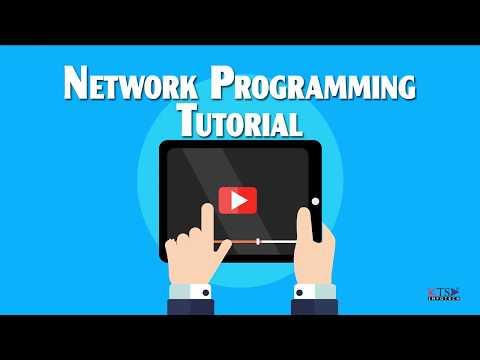 Tutorial 6: Network Programming using VB