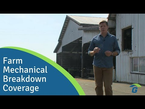 """Your Farm's """"Silent Partner In Protection"""": Equipment Breakdown Coverage"""
