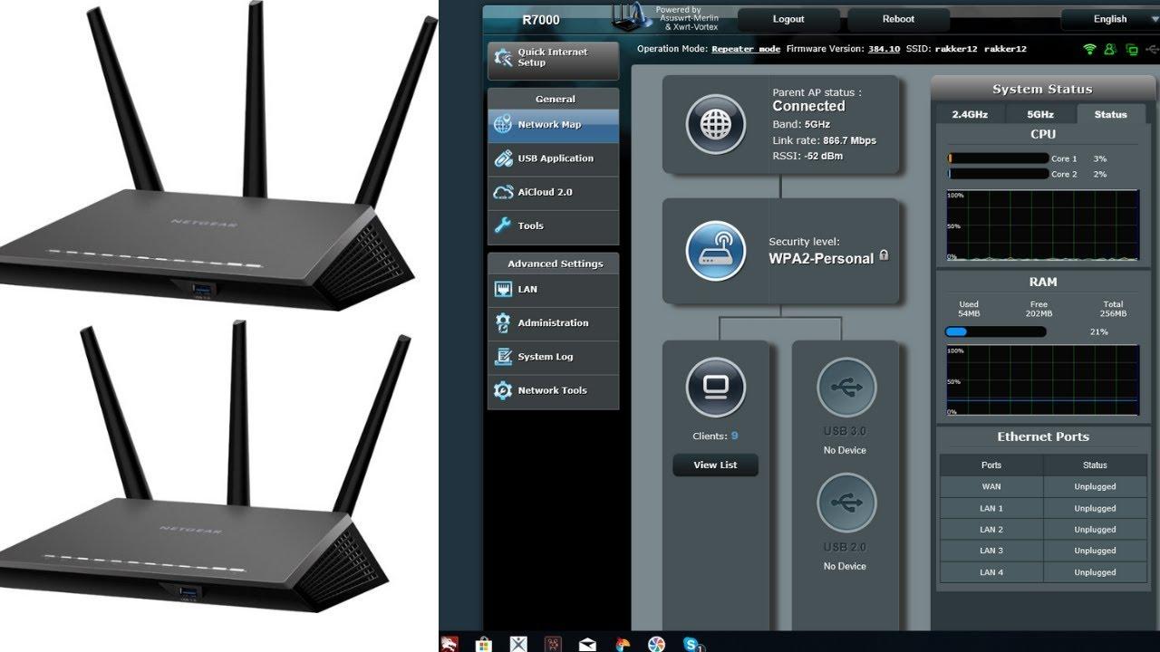 R7000 Vortrex Firmware