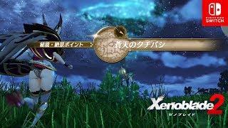 ニンテンドースイッチ「Xenoblade2」から全レアブレイド(イーラ含む)の...