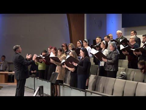 Неділя, 19 січня 2020. Вечірнє Богослужіння за участю Першого хору.