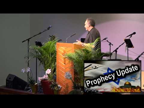 Mid-East Prophecy Update – April 23rd, 2017