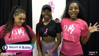 @dkdancefit Twerk N V!be: Fiesta | Afro In Heels - Bonus Class