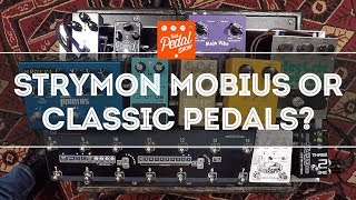 That Pedal Show – Strymon Mobius vs Classic Modulation Effects Pedals
