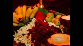 Navarathri pooja at home | pooja festival | food preparation
