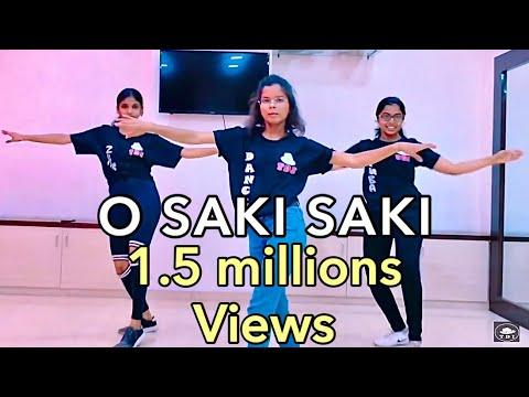 Download Lagu  BATLA HOUSE | O SAKI SAKI - Bollywood Zumba Dance  | Nora FATEHI | NEHA KAKKAR Mp3 Free