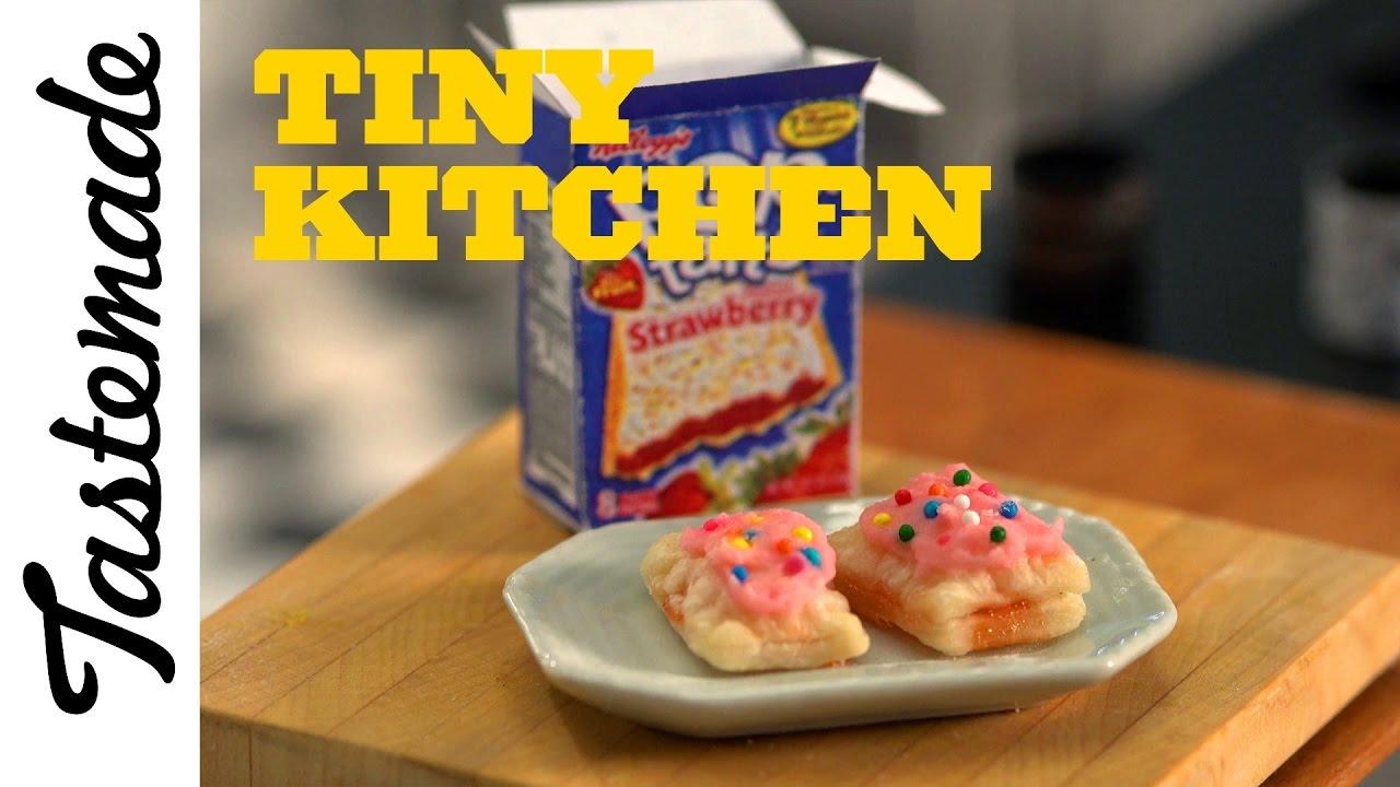Tiny Pop Tarts Kitchen You