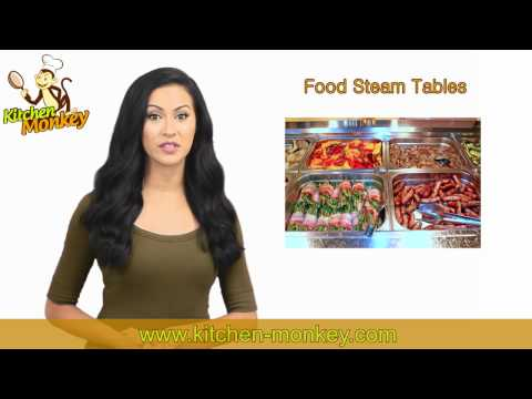Learn About Different Food Steam Table Uses