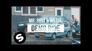 Mr. Belt & Wezol ADE Demo Ride 2017 | Hosted by Sixt & Spinnin' Records Talent Pool