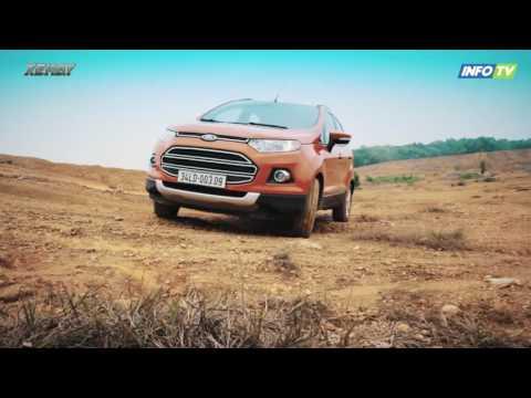 Ford Ecosport titanium 2016-Bến Thành Ford- PKD: 0902 606 840