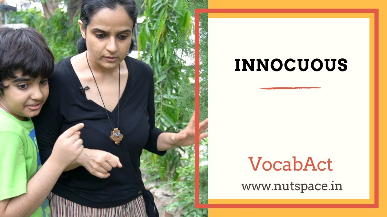 Download Innocuous Meaning & Pronunciation | English Vocabulary | VocabAct