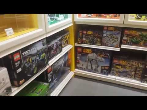 Visiting The Third Certified Lego Store In Singapore