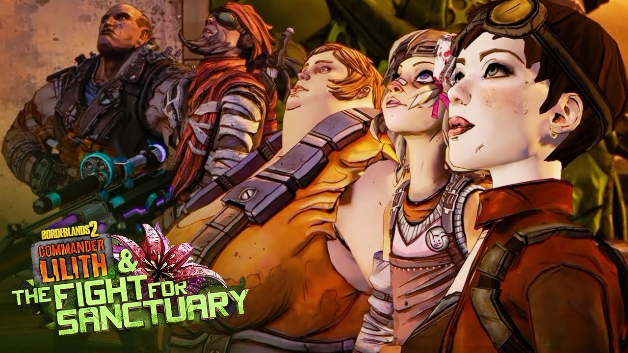 Borderlands 2: Commander Lilith And The Fight For Sanctuary Review