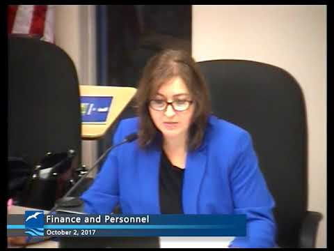 Finance and Personnel 10/2/17
