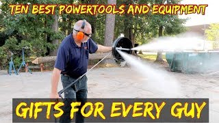 The10 best tools of 2018 to give as gifts from Stihl, Makita, Milwuakee, Dewalt, Bosch, Ego & More