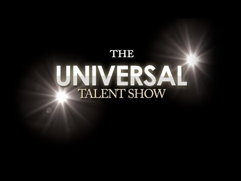 The Day Of - Universal Talent Show 2014