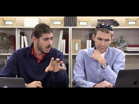 The Week In Watches: Tim & Josh On Ulysse Nardin, Rolex Watches, Montblanc & Collecting Watches