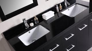 Bathroom Vanities With Tops