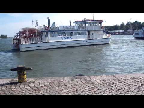 Helsinki Zoo / Boat to Korkeasaari