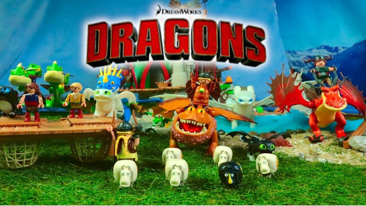 drachenrennen dragonrace drachenzähmen leicht gemacht