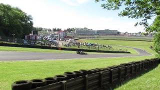 FIA Masters Historic F1 2014 - Brands Hatch - Amazing battles with Cosworth DFV power