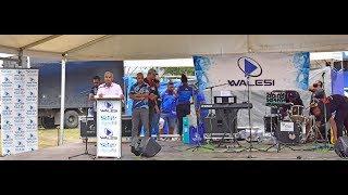 Fiji Walesi Public Free WiFi Hotspot Launched at Valelevu, Nasinu.