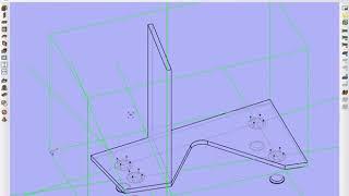 Базис Мебельщик 8 Вспомогательные построения