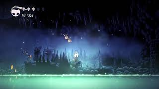 Jugando Hollow Knight :) (sin mi voz xd)