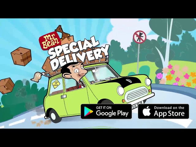 Mr Bean - Special Delivery - The Official Mr Bean Driving Game