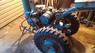 Двигун УД-15. 28 років без ремонту.