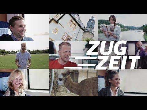 """""""ZugZeit"""" startet - das wöchentliche Videomagazin im ICE Portal"""