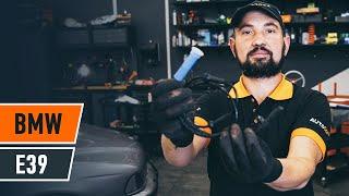 Τοποθέτησης Σύστημα ελέγχου δυναμικής κίνησης μόνοι σας οδηγίες βίντεο στο BMW 5 SERIES