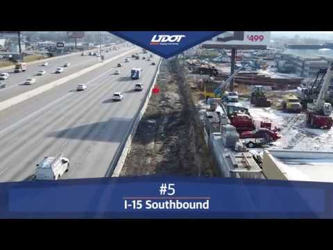 UDOT Top Ten Projects of 2019