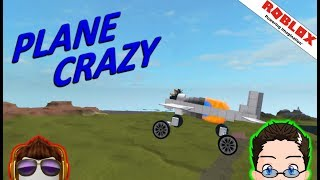 Roblox - Plane Crazy - Tutorial