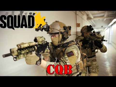 INTENSE URBAN WARFARE - Squad Gameplay (Full Round)