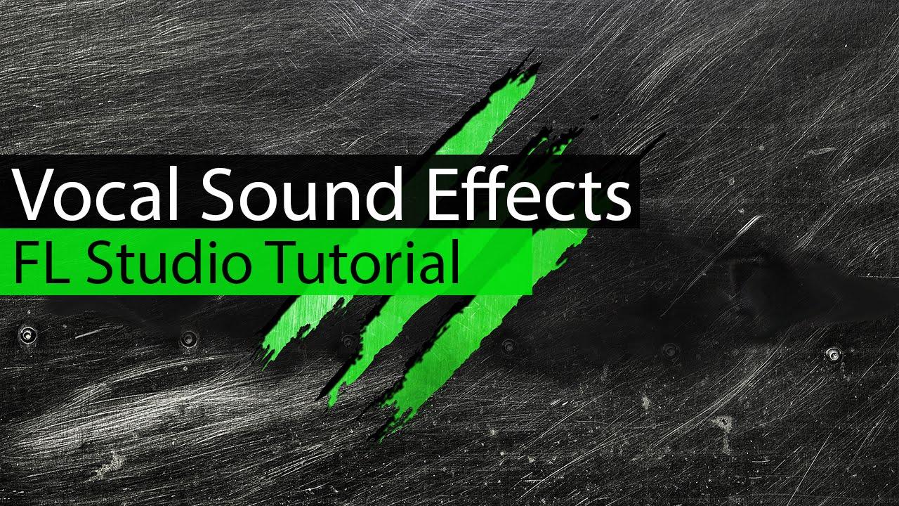 vocal sound effects tutorial filter delay reverb stutter effect fl studio tutorial youtube. Black Bedroom Furniture Sets. Home Design Ideas