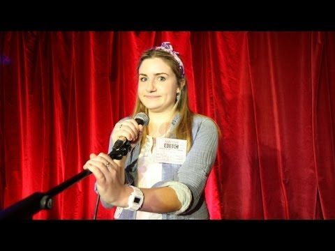 Comedy Lounge -  Harriet Kemsley CONTAINS STRONG LANGUAGE