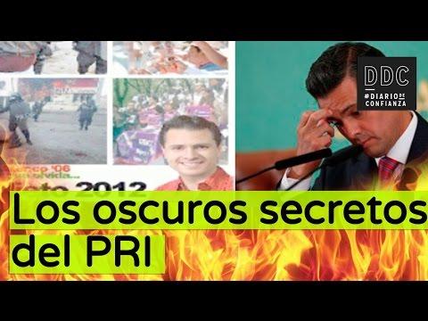Los oscuros secretos del PRI