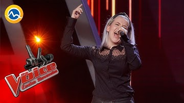 Kateřina Kolčavová - Believer (Imagine Dragons) - The VOICE Česko Slovensko 2019