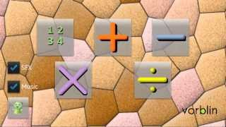 Learn Maths for Kids free android app game