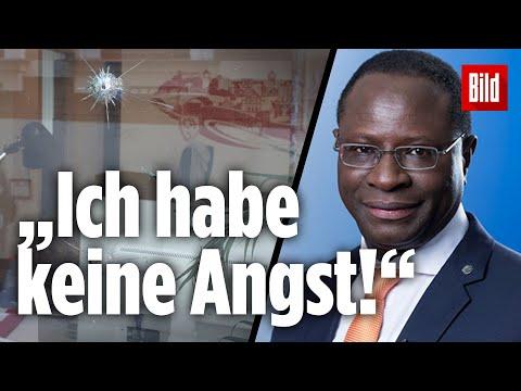 SPD-Politiker Karamba Diaby über die Schüsse auf sein Büro