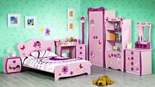 Beautiful Kids Bedroom Furniture