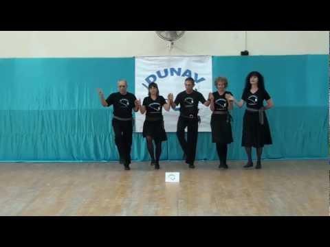 Damat Halayi, Turkish Folk Dance