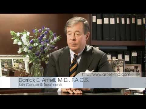 Dr. Antell of NYC on Skin Cancer