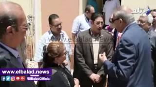 بالفيديو والصور.. افتتاح مركز شباب دماريس بالمنيا