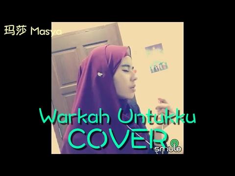 Ara AF2016 《Warkah Untukku》 Smule Cover by 玛莎 Masya Ceria Popstar 2