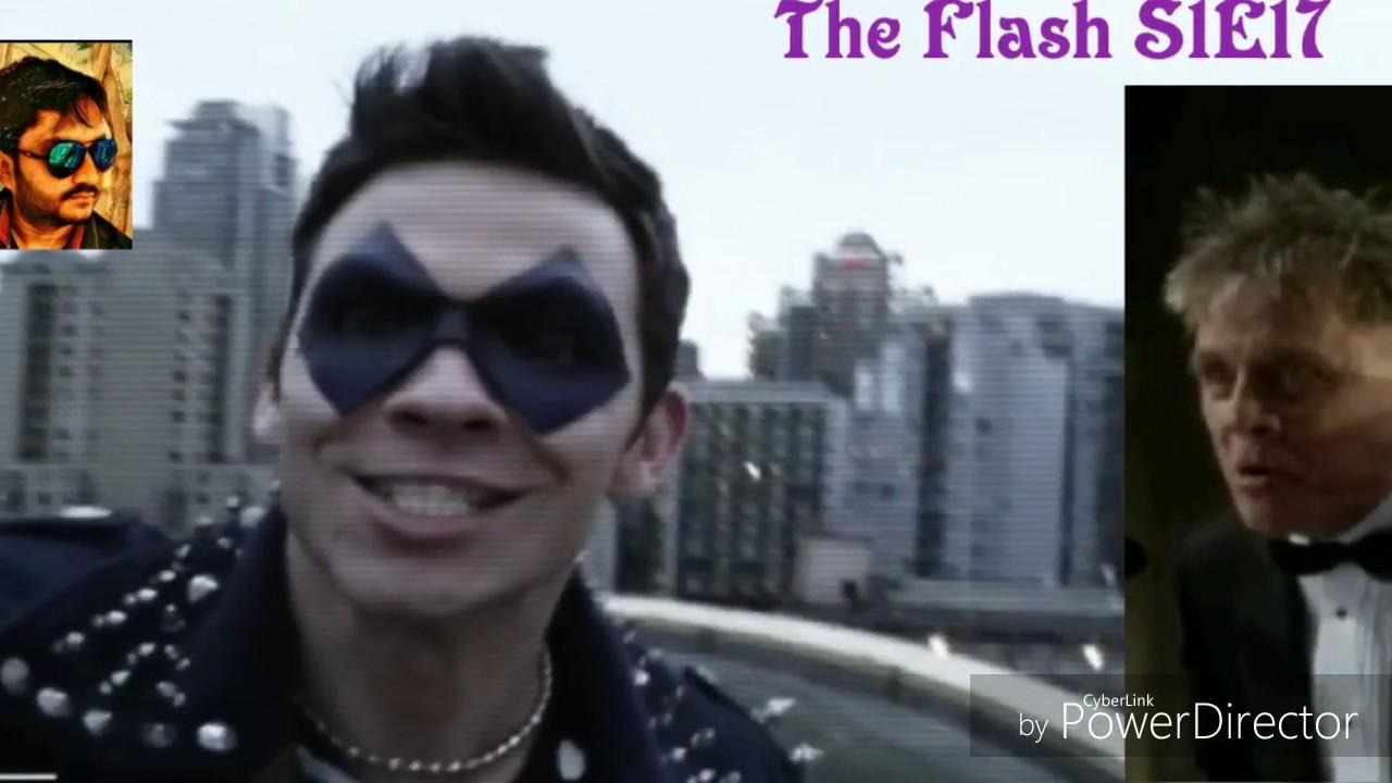 The Flash S1E17 in hindi explanation