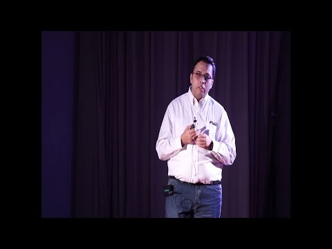 Status Quo Or A Brave New World? A Struggle. | Krishna Murthy | TEDxAFMC